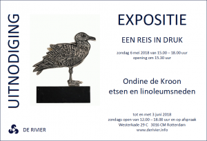 opening tentoonstelling Ondine de Kroon
