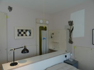 interior room Villa Augustus hotel Waterroom